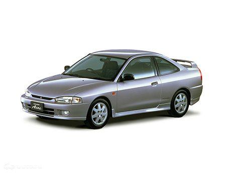 MitsubishiMirage 1995