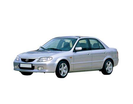 Mazda 323 V (BA) 5d седан 1994 - 2000