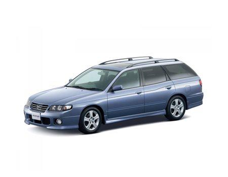 Nissan Avenir II (W11) универсал 5дв правый руль 1998 - 2005