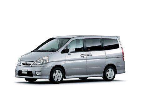 Nissan Serena IV 2010 - 2016