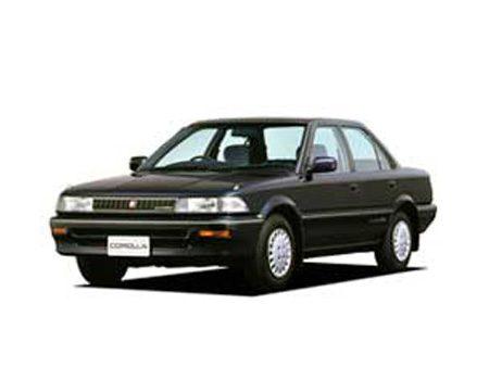ToyotaCorollaVI (E90) 1987-1991